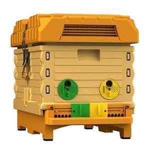 Apimaye Insulated 7 Frame Langstroth Bee Hive
