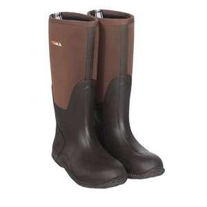 Hisea Men's Rain Boots Waterproof Insulated Neoprene Boots