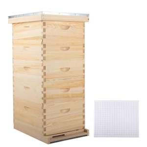 CO-Z 5 Layers Bee Hive Solid Wood Bee Hive