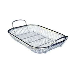 Culina Stainless Steel BBQ and FDA-Approved Grilling Basket