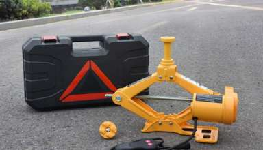 image feature Electric Scissor Jacks