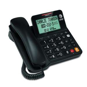 AT&T Corded Phone with Caller ID