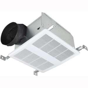 KAZE APPLIANCE Ultra Quiet Bathroom Exhaust Ventilation Fan (90 CFM, 0.3 Sone)