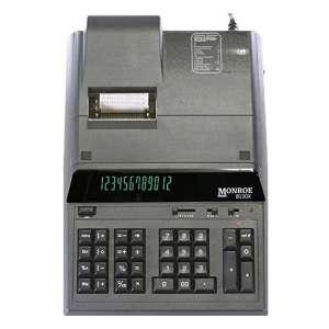 Monroe 8130X Print and Display calculator
