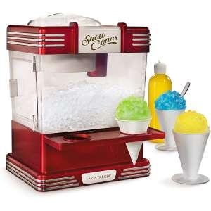 Nostalgia RSM602 Countertop Snow Cone Maker Makes 20 Icy Treats