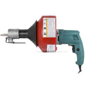 VEVOR 26 Ft Portable Electric Drain Auger Best fit