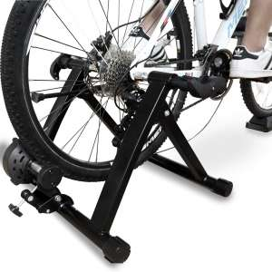 BalanceFrom Bike Trainer Stand Steel Bicycle Exercise Stand