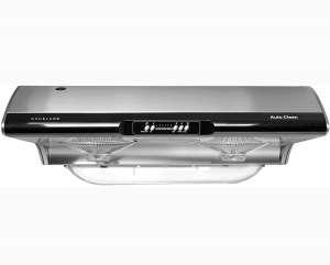"Hauslane | Chef Series Range Hood C395 36"" Under Cabinet Kitchen Extractor | Slim Stainless Steel Design"