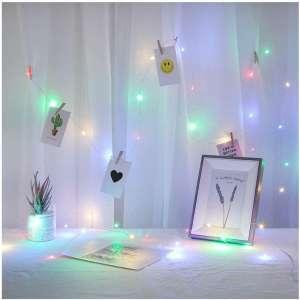 Leadmall Starry Fairy Lights