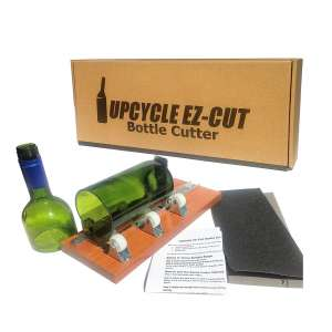 Upcycle EZ-Cut Bottle Cutter Beer and Wine Bottle Cutter