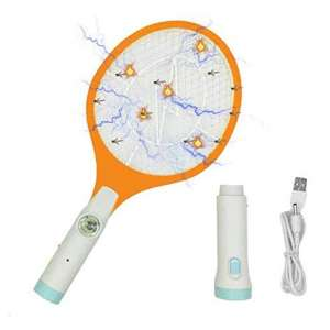 Buyplus 2-Pack Bug Zapper Racket