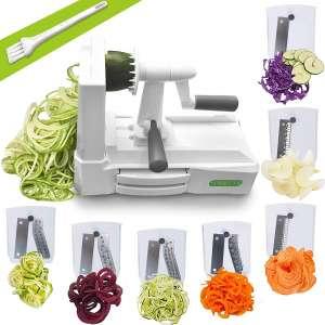 Spiralizer Ultimate 7 Blades Vegetable Slicer