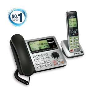 VTech Expandable Cordless Corded Phone Systems