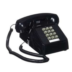 Cortelco Single Line Desk Telephone