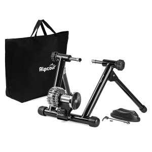 Alpcour Fluid Bike Stationary Trainer Stand