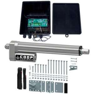 Automatic Coop Door Opener Kit (CKSP-Standard Kit, No Battery)