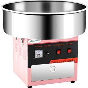 Cotton Candy Machine -Nurxiovo 21 Inch Large Electric Commercial Cotton Candy Maker