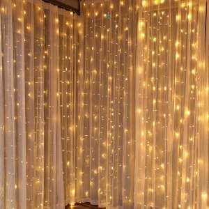 ZSTBT 304 LED Curtain String Lights