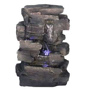 Alpine Corporation Waterfall Fountain