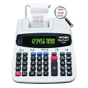 Victor 1310 Thermal Printing Calculator