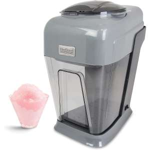 West Bend 65041 Professional Snow Ball Machine Perfect for Snow Cones Slushies