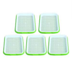 Homend Seed-Sprouter Tray 5 Pieces