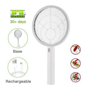 Teniswatter Bug Zapper Racket