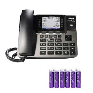 Blucoil RCA 4 Line Phone Systems Unison Base Station