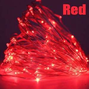 LED Christmas Garland Copper Wire LED