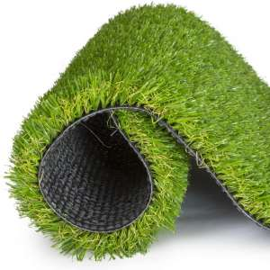 SavvyGrow Artificial Grass for Dogs Astroturf-Rug - Premium 4 Tone Synthetic Astro Turf