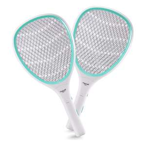 Faicuk 2-Pack Bug Zapper Racket