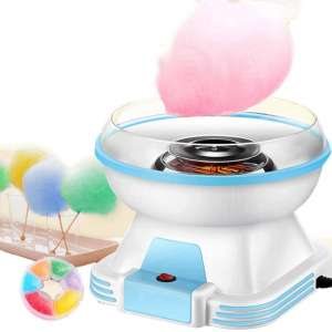 UPANV Professional Cotton Candy Machine Retro Cotton Candy Home Appliance