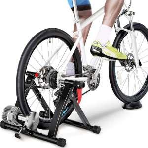 Yaheetech Indoor Fluid Bike Trainer Stand