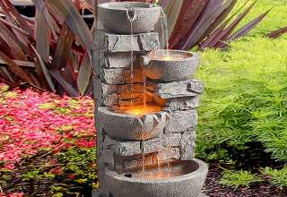 Indoor Waterfall Fountains