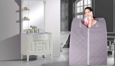 image feature Portable Saunas for Home