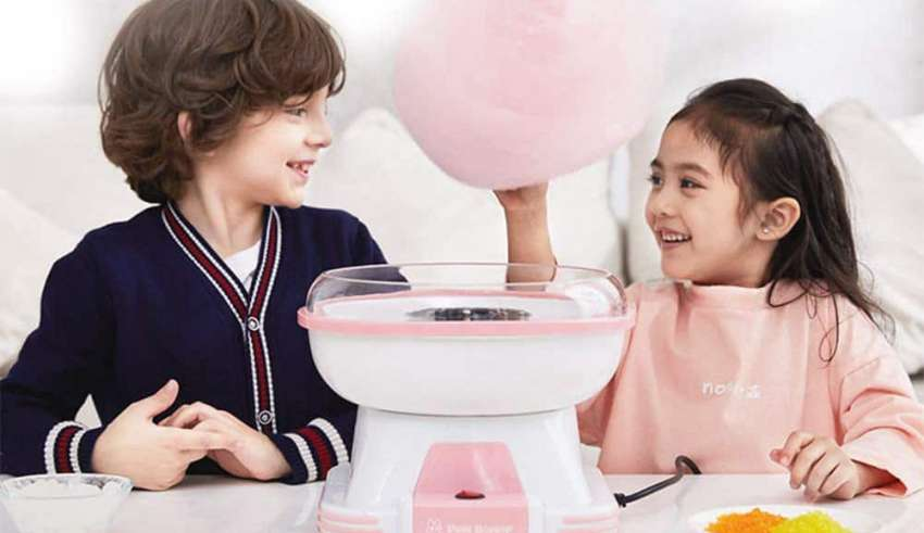 image feature Cotton Candy Makers