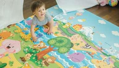 image feature baby floor mats