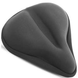 Bikeroo Large Bike Seat Cushion 11 x 10 Inches
