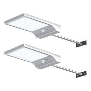 InnoGear Solar Street Lights with Motion Sensors