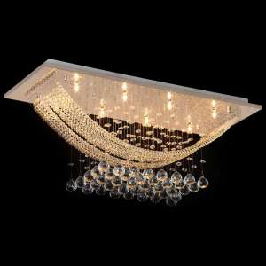 CRYSTOP Chandelier with 8 Lights