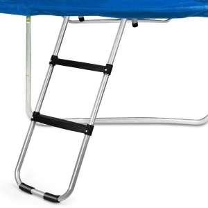 Gardenature Trampoline 2-wide Steps Ladder
