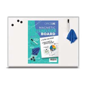 Officeline Ultra-Slim and Lightweight Magnetic Board