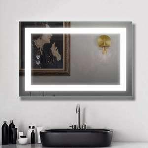 BATH KNOT LED Bathroom Makeup Vanity Mirror
