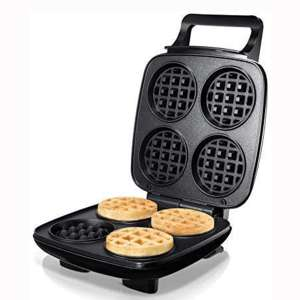 Burgess Brothers ChurWaffle Maker · Specialty Waffle Maker · Makes 4 Waffles at a Time