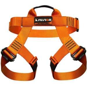Fusion Climb Centaur Half Body Harness Orange