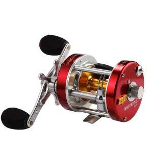 KastKing Rover Round Baitcasting Spinning Reel