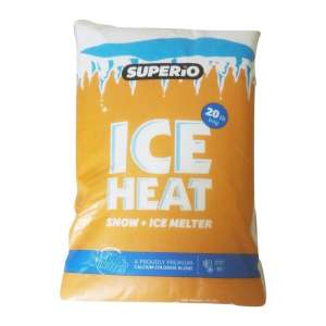 Superio Calcium Chloride Snow & Ice Melter