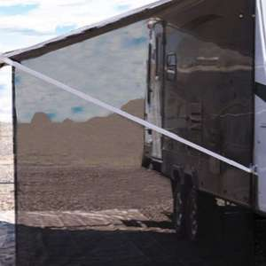 Tentproinc RV Awning Side Shade 9'X7'