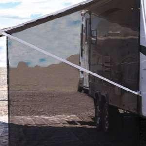 Tentproinc RV Awning Side Shade 9'X7'