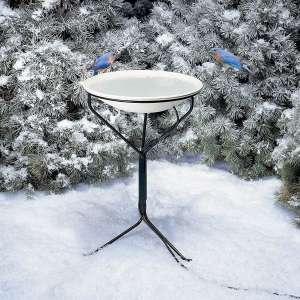 API Heated Bird bath